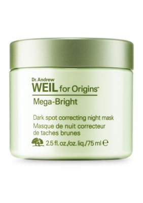 Origins  Dr. Andrew Weil for Origins8482 Mega-Bright Dark spot correcting night mask
