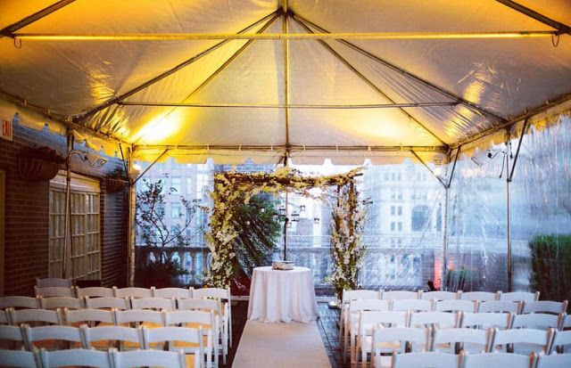 Nyc Wedding Reception Venues Midtown Loft And Terrace Cost