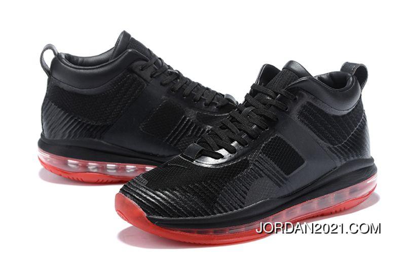 f48d5add2d9 John Elliott X Nike LeBron Icon Qs Black Red Free Shipping