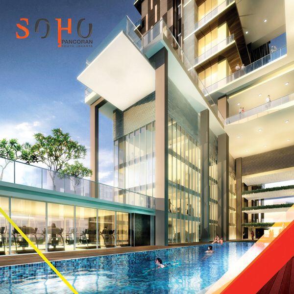 The Pool at SoHo Pancoran