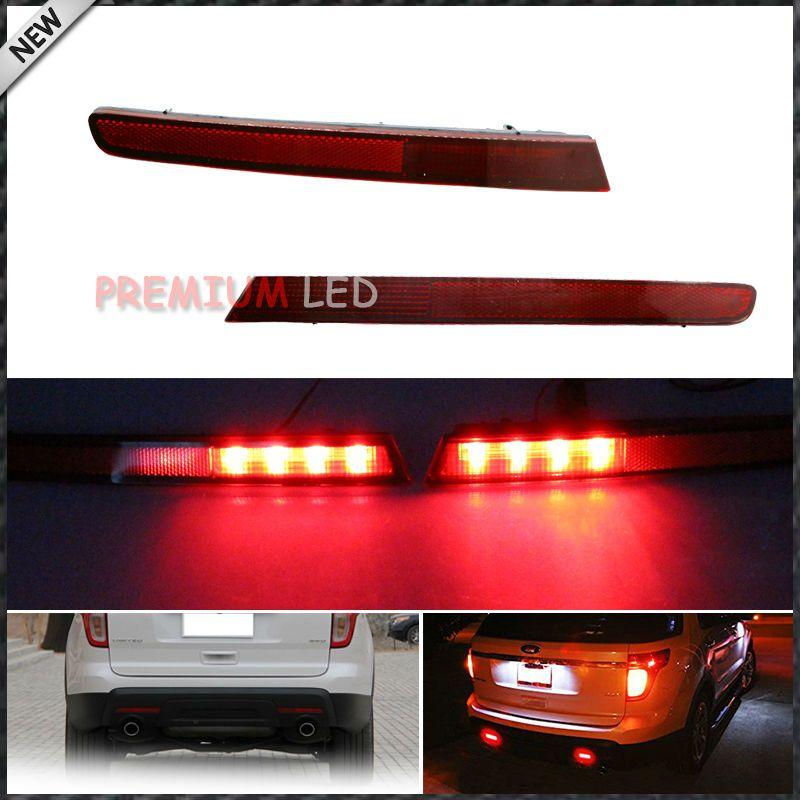 $42.99 (Buy here: https://alitems.com/g/1e8d114494ebda23ff8b16525dc3e8/?i=5&ulp=https%3A%2F%2Fwww.aliexpress.com%2Fitem%2F2-Euro-Style-Driver-Passenger-Sides-LED-Bumper-Reflectors-Rear-Fog-Lights-For-2011-2015%2F32690865998.html ) (2) Euro Style Driver/Passenger Sides LED Bumper Reflectors Rear Fog Lights For 2011-2015 Ford Explorer for just $42.99