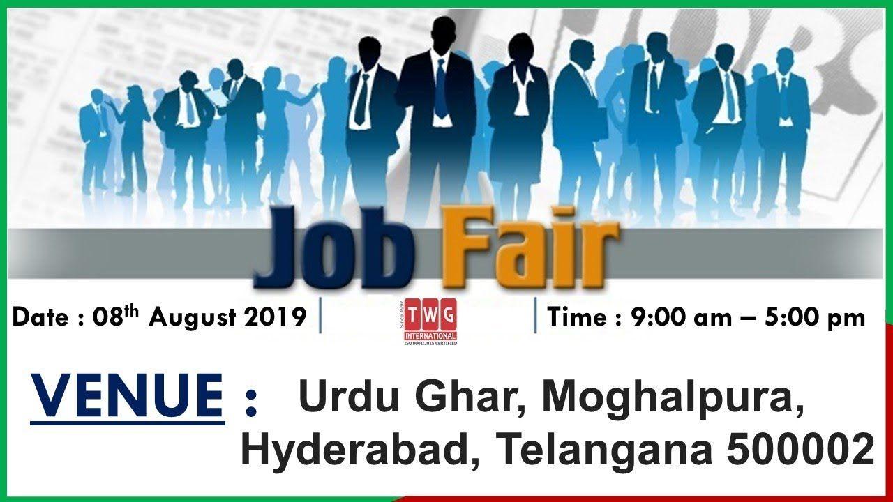 TWG International Participated in Job Mela Organized by