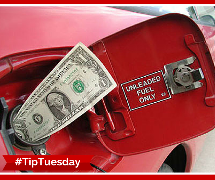 Keeping your vehicle tuned improves gas mileage an average of 4% and fixing a serious issue such as a faulty oxygen sensor can improve gas mileage by 15%. #TipTuesday
