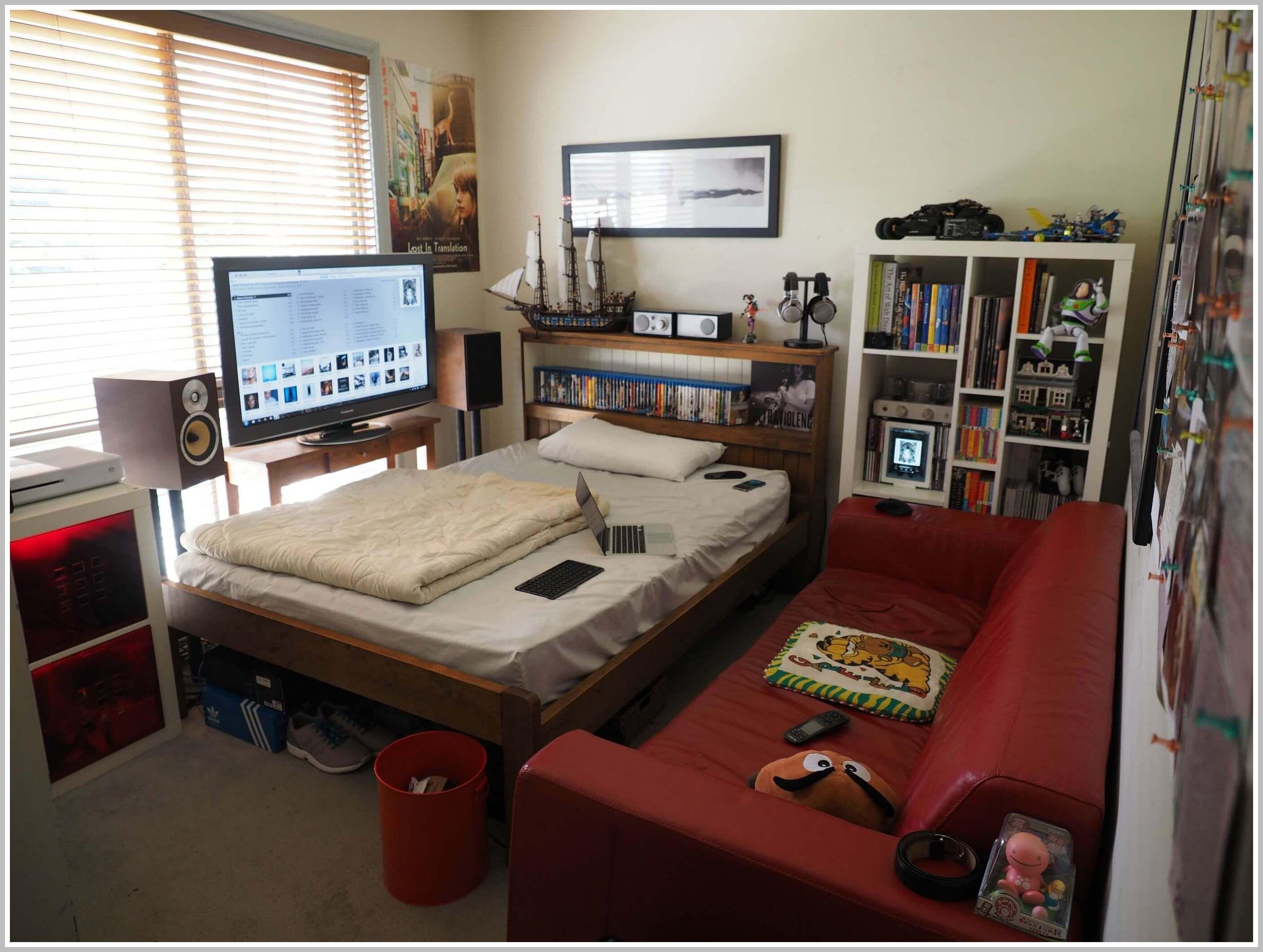 47 Reference Of Game Room Ideas Cheap In 2020 Bedroom Setup Game Room Decor Dorm Room Setup