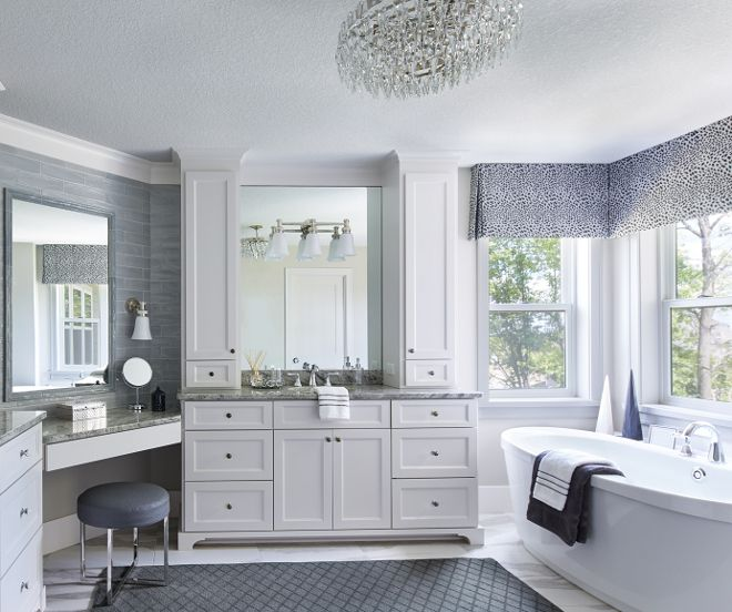 Best White Bathroom Cabinet Paint Color Sw7014 Eider White By 400 x 300