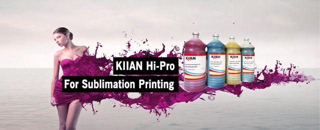 kiian dye sublimation transfer ink