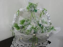 Risultati Immagini Per Bomboniere Uncinetto Promessa Di Matrimonio