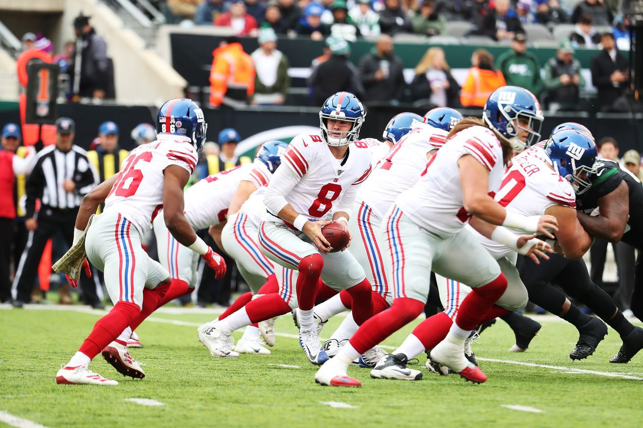 Giants vs. Bears, Week 12 Game time, TV channel, odds