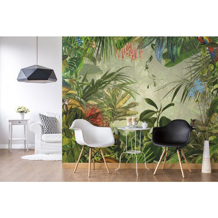 Poster mural XXL INTO THE WILD (avec images) | Poster mural geant, Poster mural, Deco