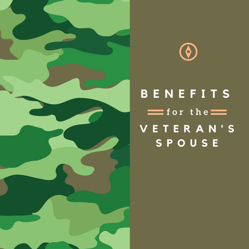 Benefits For The Veteran S Spouse Veteran Spouse Benefits