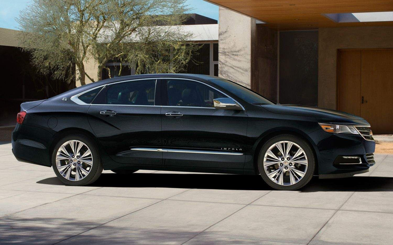 2014 chevrolet impala features brand first safety features wot on motor trend