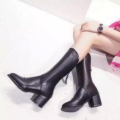 Womens Urban Cowgirl Style Boots
