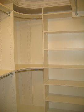 Corner Closet Design, Pictures, Remodel, Decor and Ideas   closets ...
