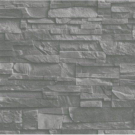Washington Wallcoverings Factory Ii 33 X 20 5 Brick Wood And Stone 3d Embossed Roll Wallpaper Walmart Com Textured Brick Wallpaper Brick Wallpaper Mural Wood Wallpaper