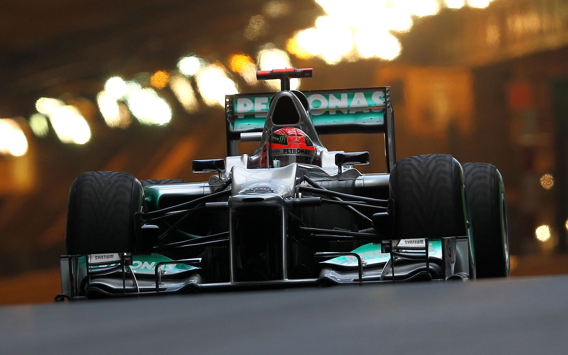 Michael Schumacher Michael Schumacher Schumacher Racing