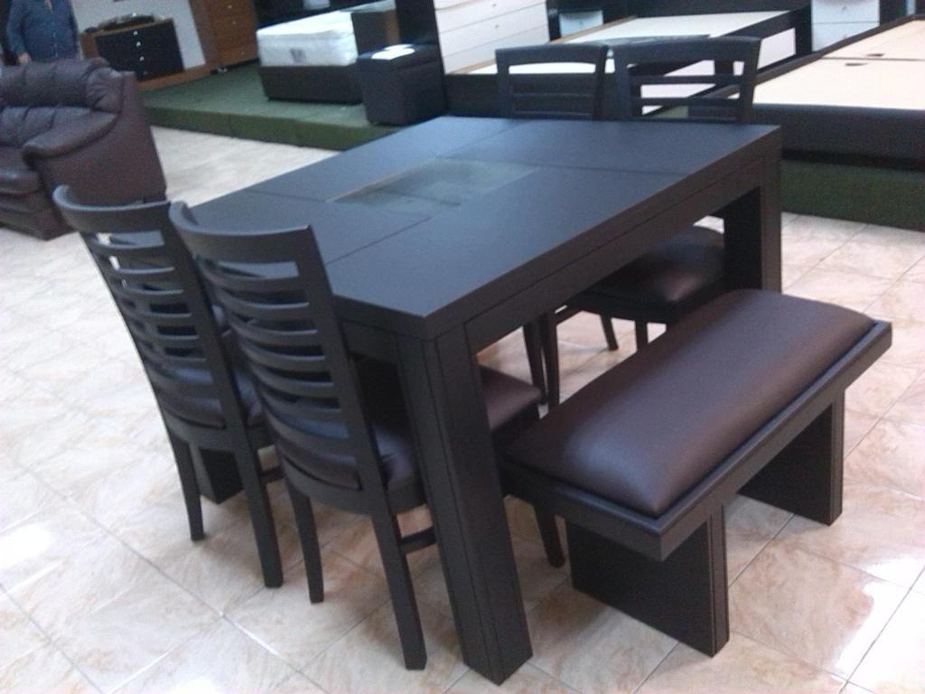 Juego de comedor 8 puestos fabrica en caracas | sillas | Pinterest ...