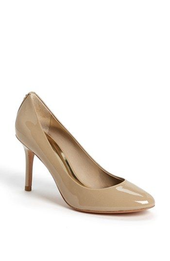 0950b5a6c1 I need me some nice nude pumps. COACH 'Nala' Pump | Nordstrom | Wish ...