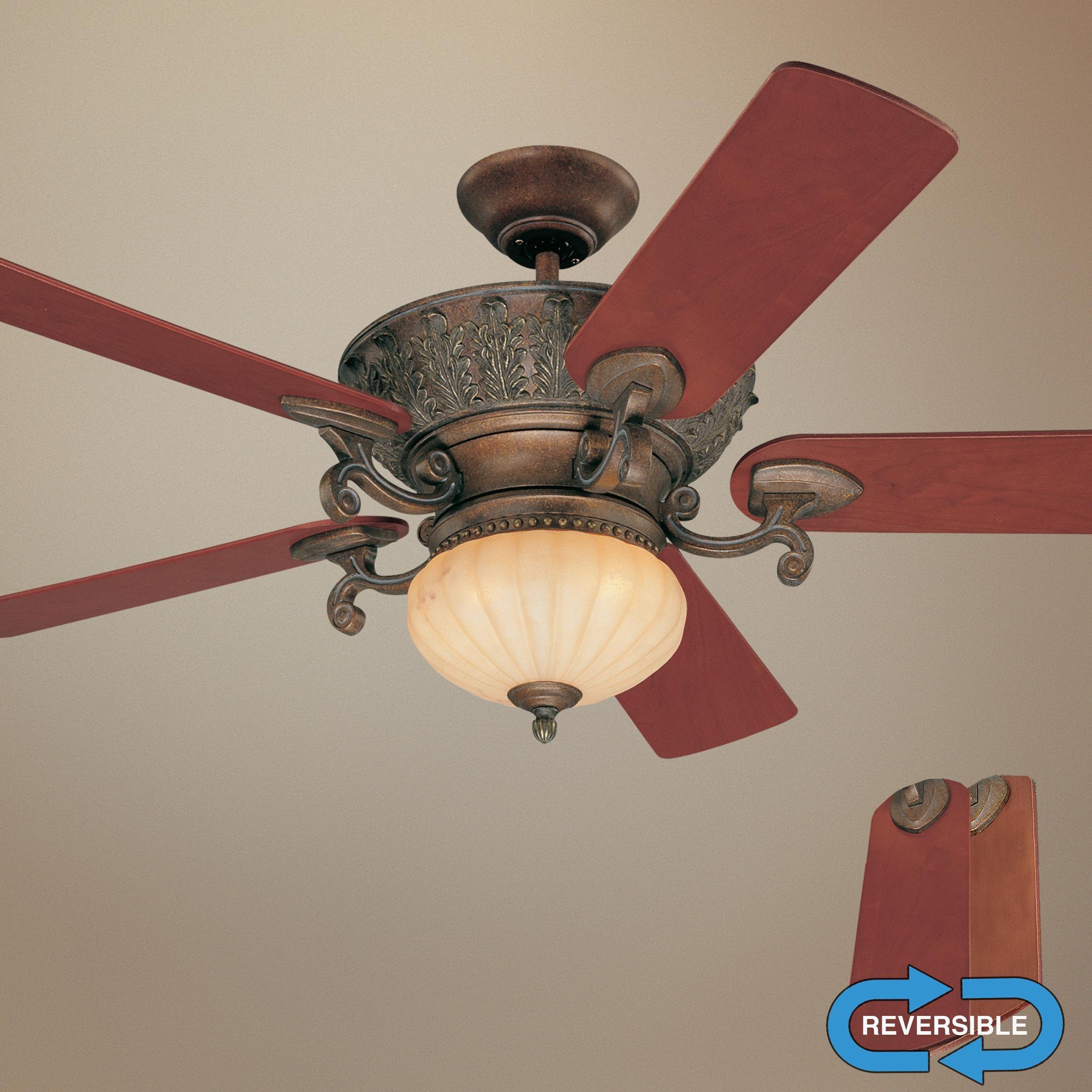 "54"" Casa Vieja Casa Bellisimo Ceiling Fan | LampsPlus.com ..."