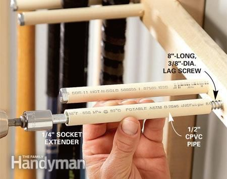 Garage storage solutions one weekend wall of storage garage this diy garage storage system has the versatility of expensive store bought systems but you can make it yourself for a few hundred dollars in a single wee solutioingenieria Gallery