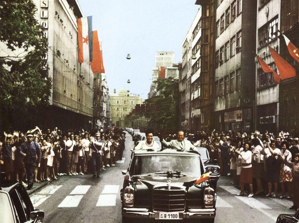 Once Upon A Time In Yugoslavia Sarajevo Zagreb Street View