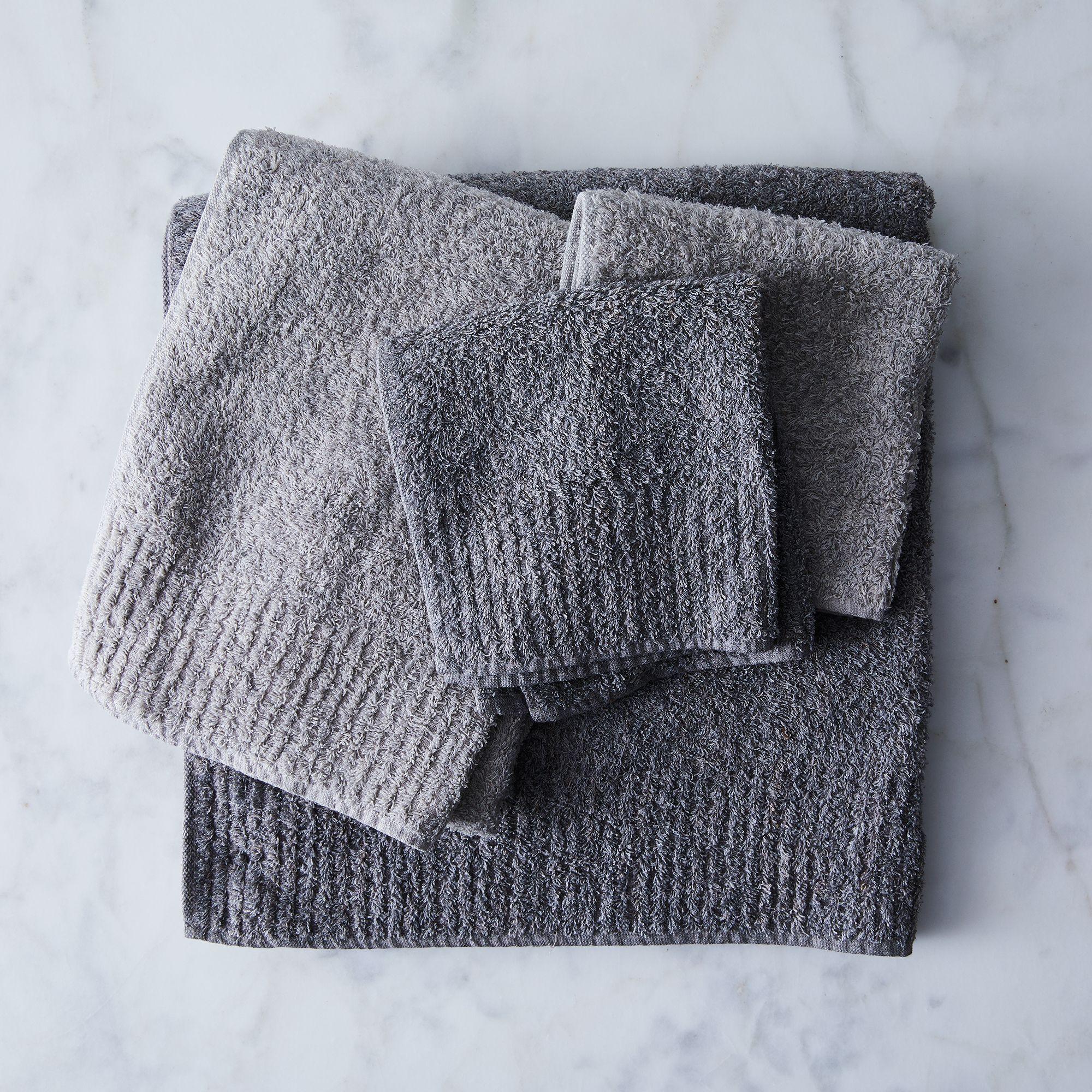 Vita Terrycloth Japanese Bath Towels Bath Towels Japanese Bath Bathroom Towels