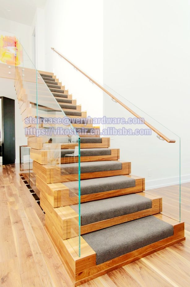 Floating Staircase #floatingstairs