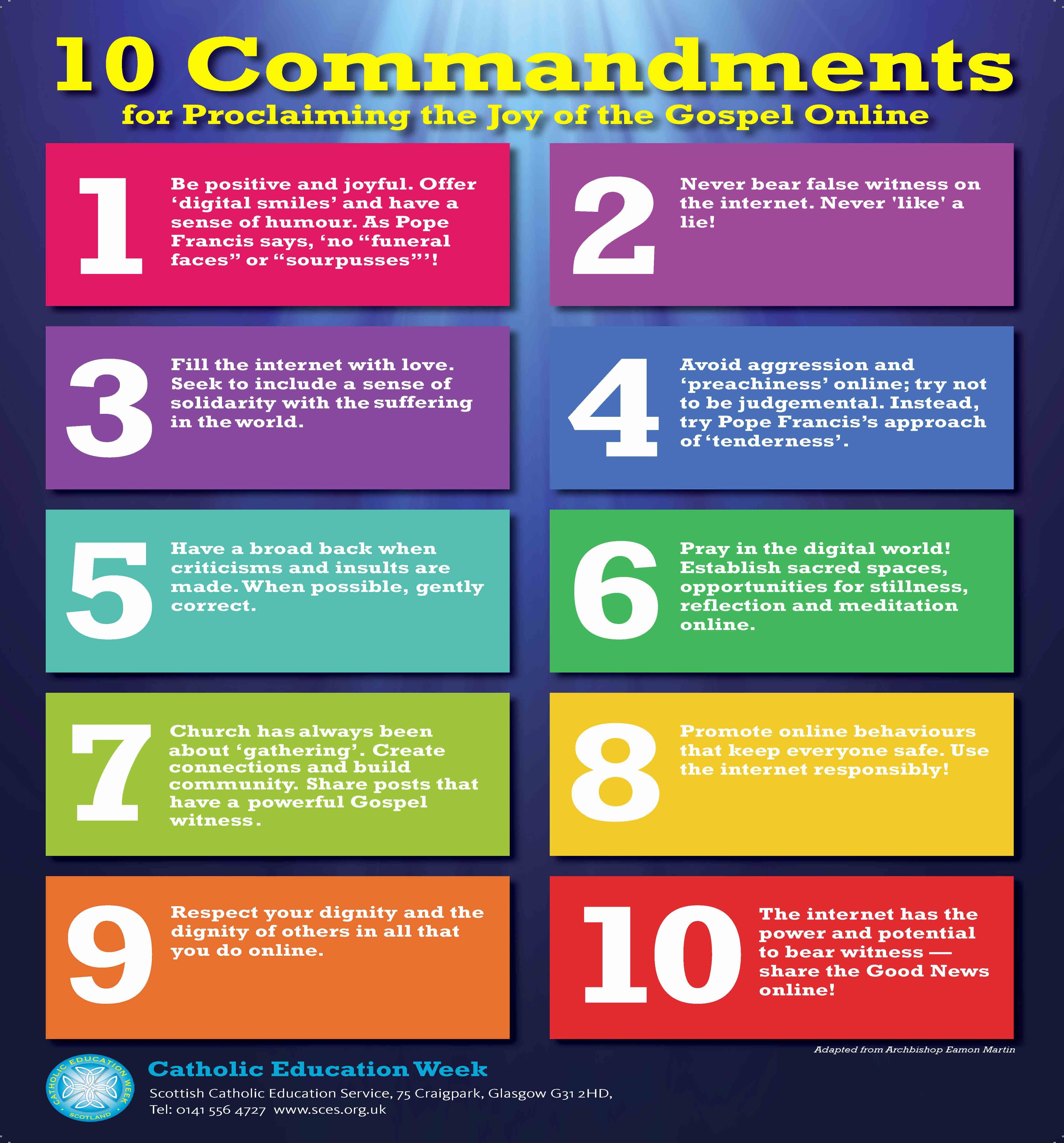 Images Of Lists Of The Ten Commandments 3a