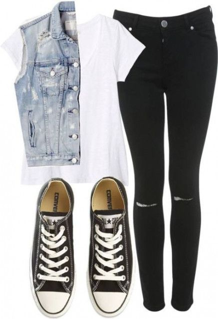 16 ideas how to wear converse with leggings womens fashion