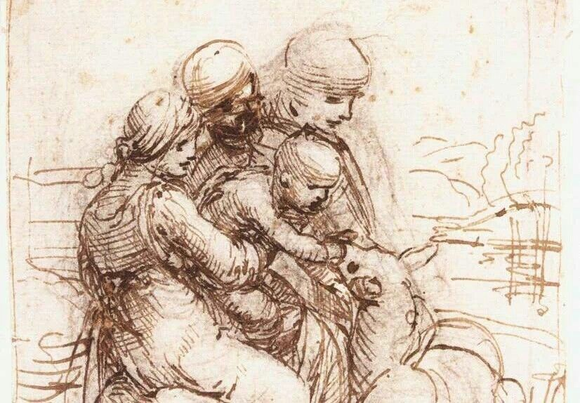 I Have Offended God And Mankind Because My Work Didn T Reach The Quality It Should Have St Anne Leonardo Da Vinci Renaissance Art