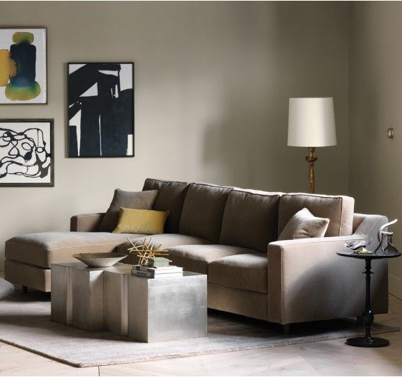 This in some form or fashion will be our new sofa. Color to be decided. Larkin Sectional Chaise