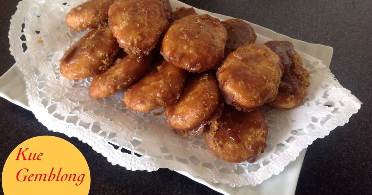 Resep Gemblong Getas Oleh Mrs Nanda Recipe Food Food And Drink Indonesian Food