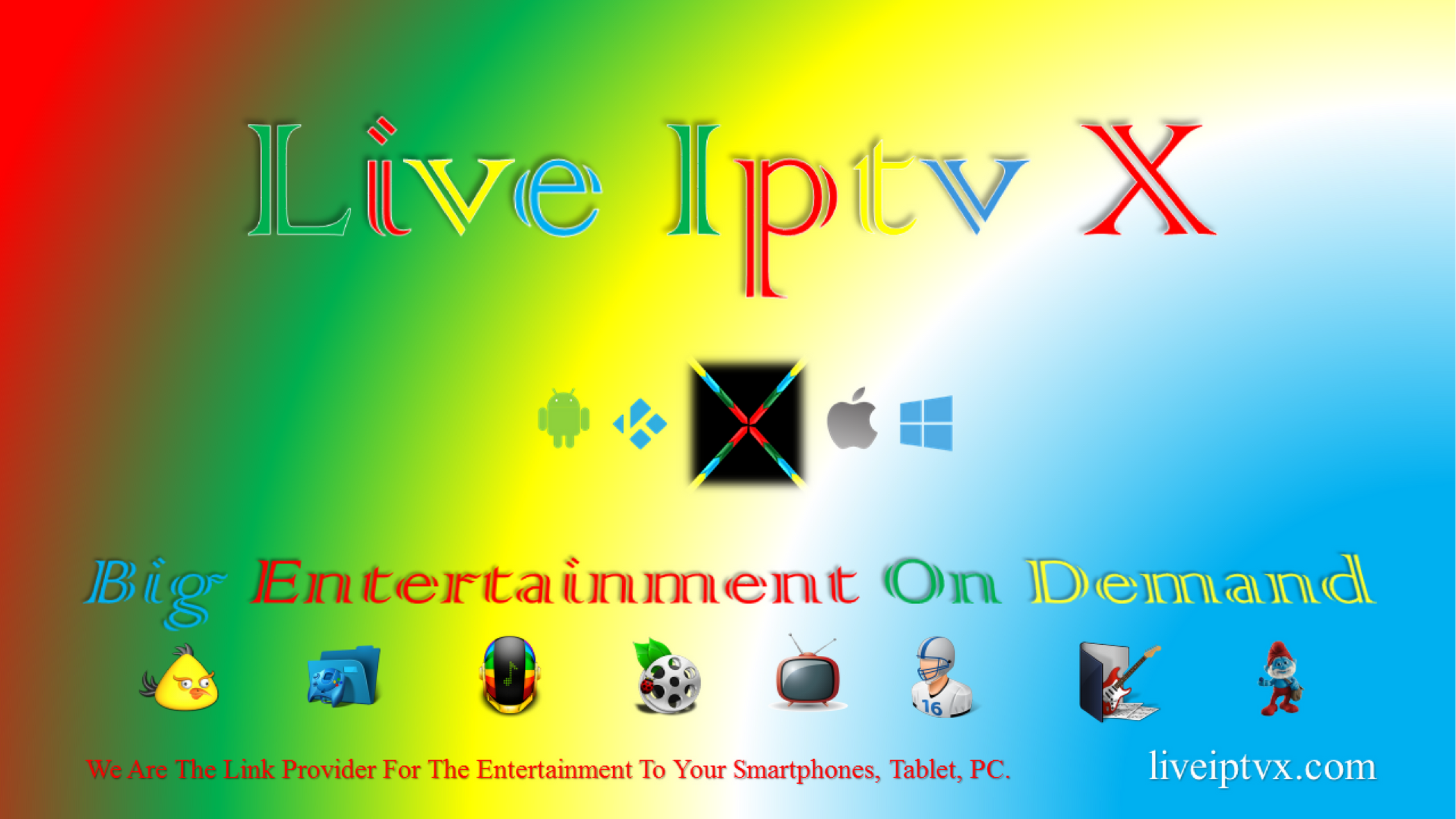 Big Entertainment On Demand Watch live tv, Live tv