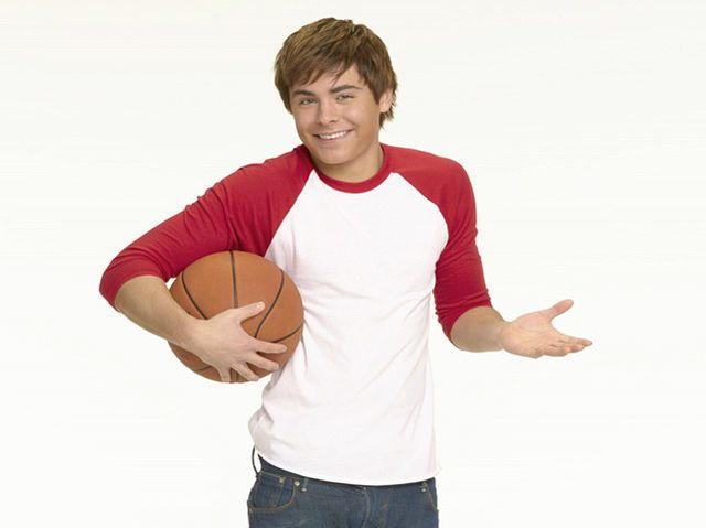 I got  Troy Bolton! Which High School Musical Guy Do You Belong With ... 420128b83
