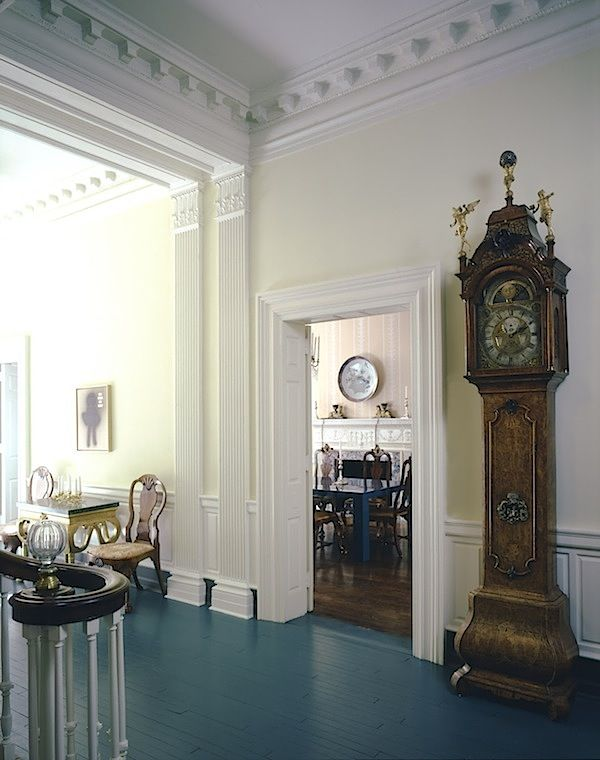 Elegant Thomas Jayne Philadelphia Townhouse From His Book American Decoration