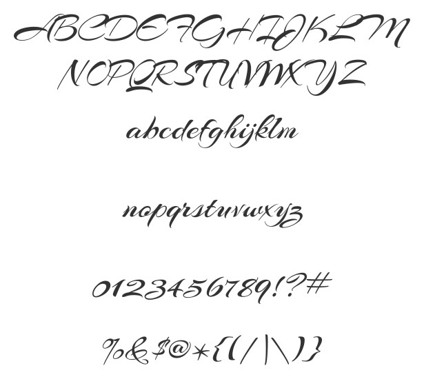 Free Font Arizonia by TypeSETit | Font Squirrel | Wedding