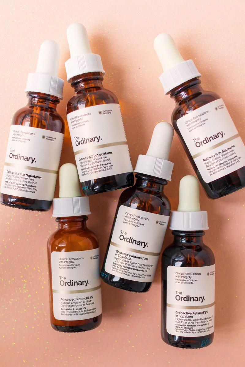 6ab04f6938877 The Ordinary s complete range of retinoids.  skincaretips