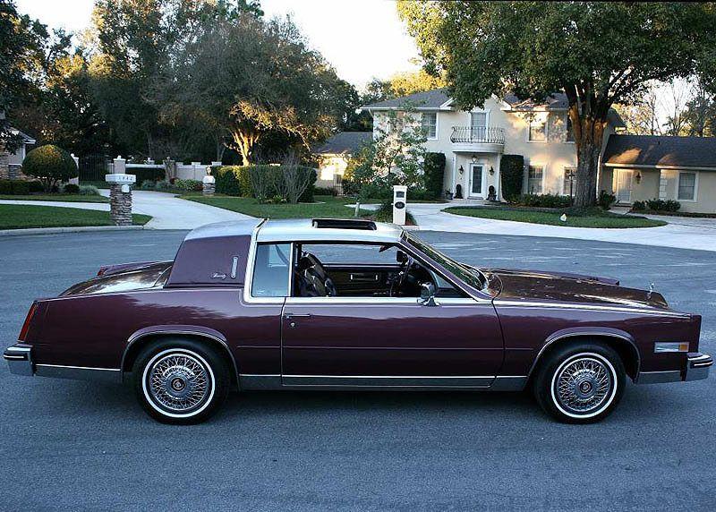 1985 Cadillac Eldorado Biarritz   MJC Clic Cars   Pristine ...