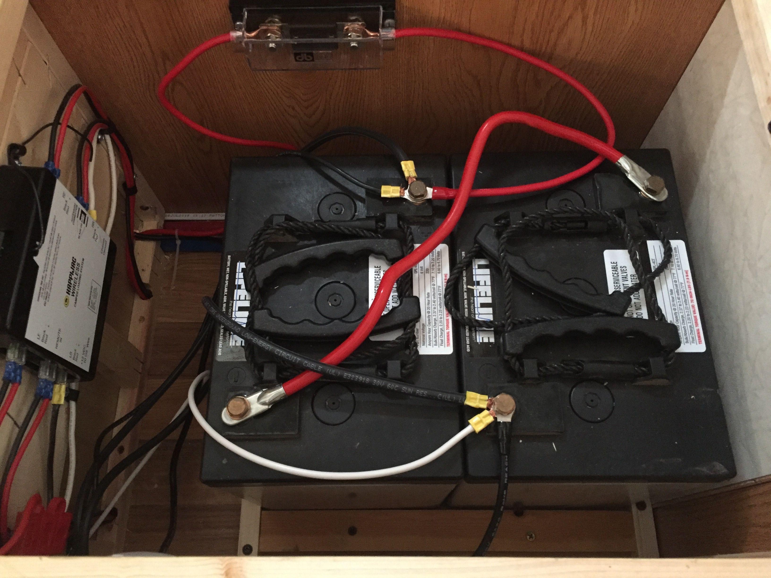 inverter wiring truck livin 39 pinterest truck camper. Black Bedroom Furniture Sets. Home Design Ideas