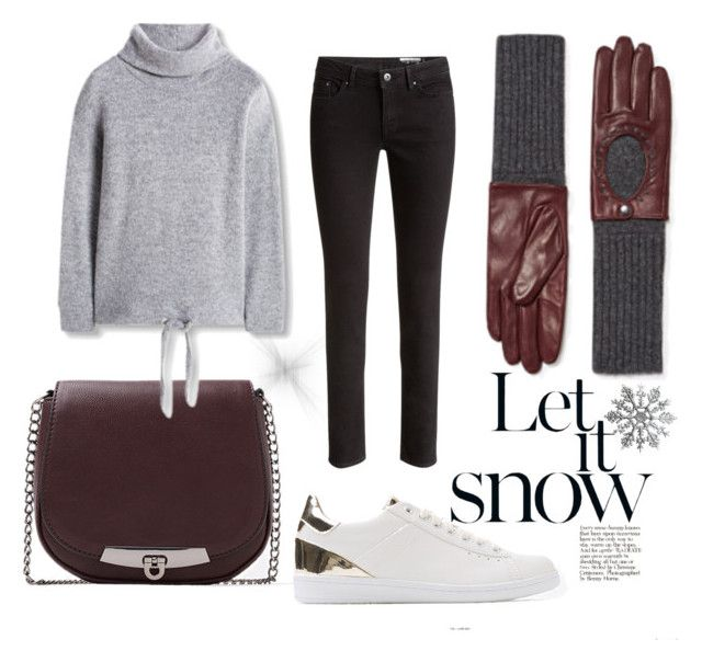 """winter wonderland"" by lifeoflonneke on Polyvore featuring mode"