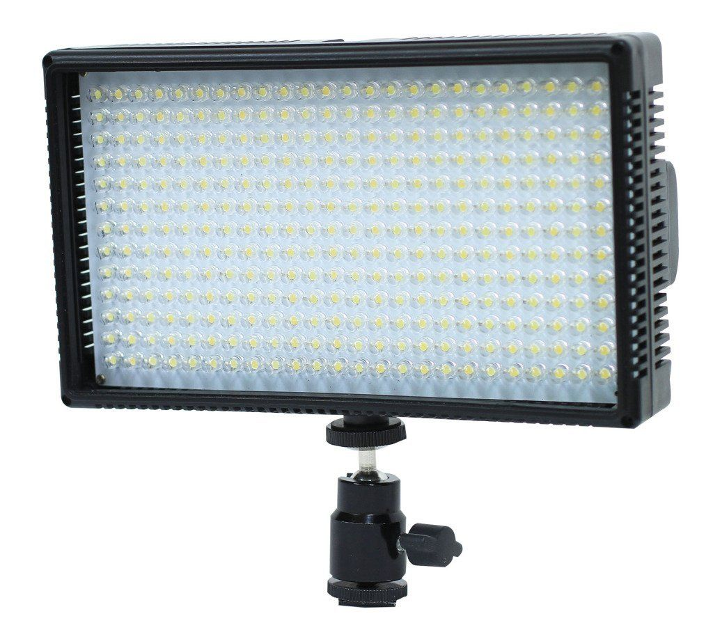 D5100 D600 D40x D3200 D5000 D4 D3 D7000 D7100 Digital D750 PLR 320 LED Dimmable D810 D200 D3300 D80 D800 D100 D3000 D5200 D50 D610 D70 D3S D700 Vari-Temp Super Bright LED Light For The Nikon D5300 D90 D800E D300 D60 D40 D3100