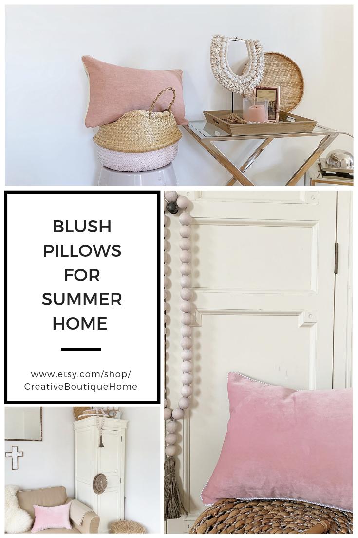 Luxury Cushion Cover Pillow Case Lumbar Pillow Big Peony Home Decorative Pillows