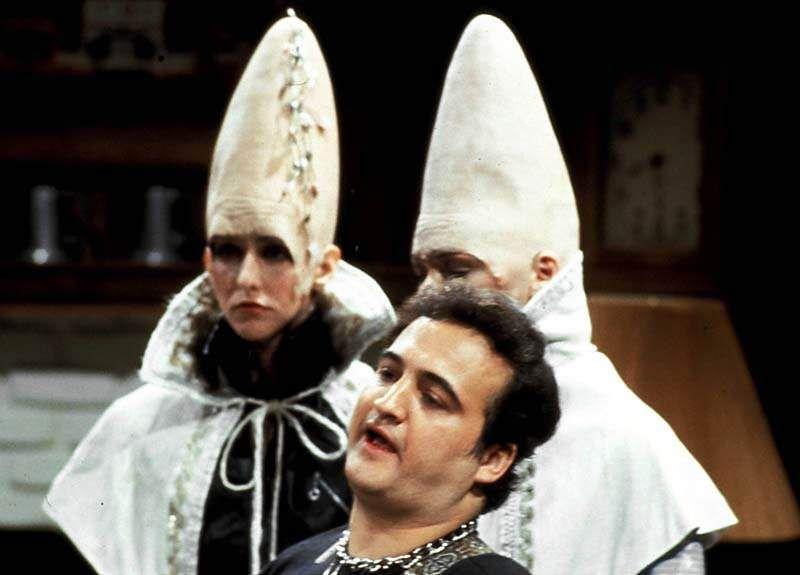 John Belushi, & The Coneheads...SNL