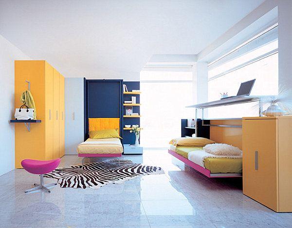 coole praktische schlafsofas bieten komfort und funktionalit t f r kleine wohnungen kleine. Black Bedroom Furniture Sets. Home Design Ideas