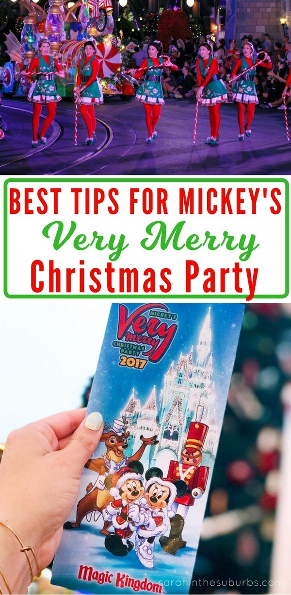 Christmastime at Walt Disney World is so much fun! Add in a special