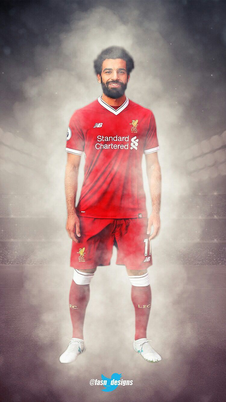 Salah Wallpaper HD | Liverpool-ليفربول | Pinterest | Salah liverpool, Mohamed salah liverpool ...