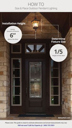 Outdoor Lighting Ideas Design Tips Add Curb Eal With Front Door Lights Delmarfans