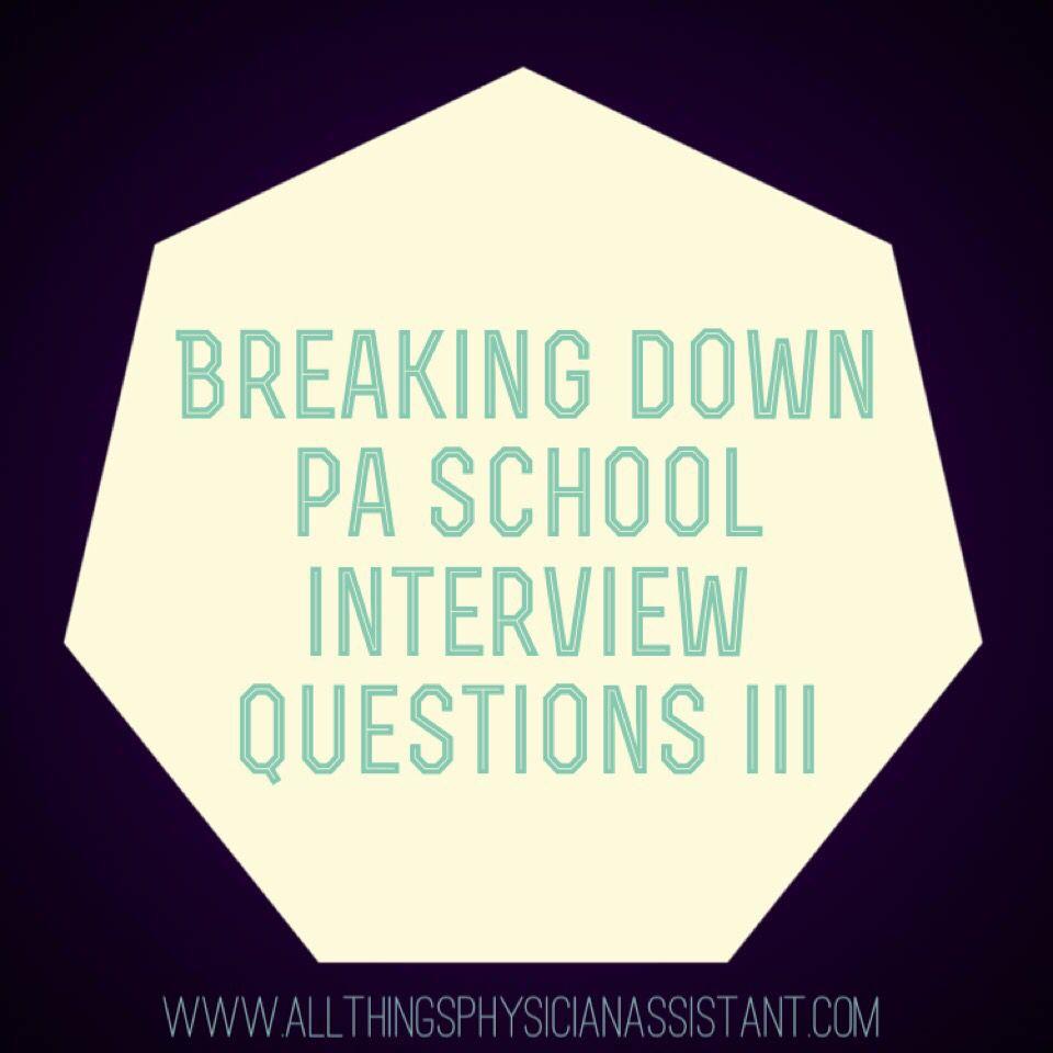 prep school interview questions