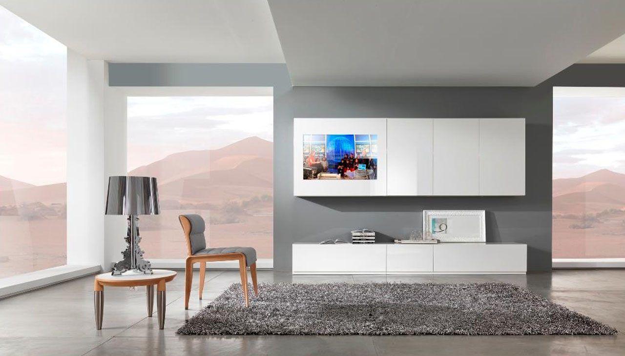 Muebles Modernos Para El Sal N Decoracion Pinterest Muebles  # Muebles Vanguardistas