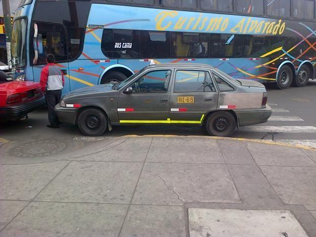 A propósito de las infracciones de tránsito.