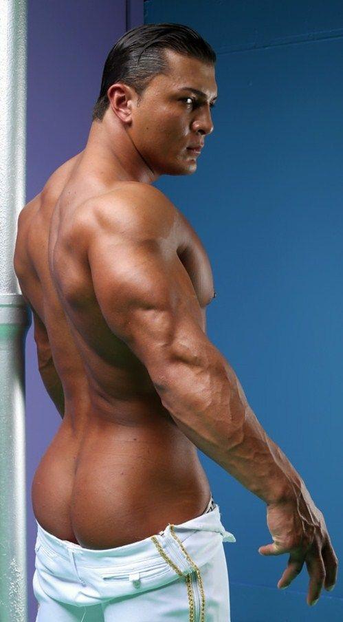 porn omar Gay hunk muscle